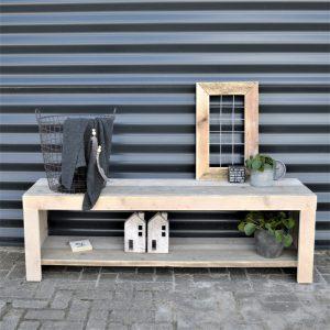 Tv meubel met legplank